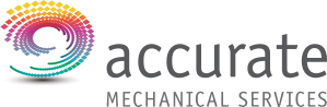 Accurate Mechanical Services Logo