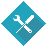 End user installation icon